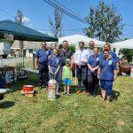 Miháldi csapatunk részvétele a Nagybakónaki falunapon